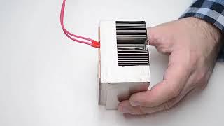 Mini usb ısıtıcı yapımı