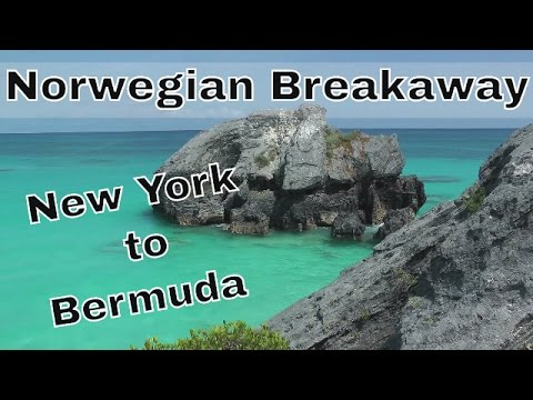 The Norwegian Breakaway to Bermuda - 3 Full Days of Famous Beaches and Historical Sites