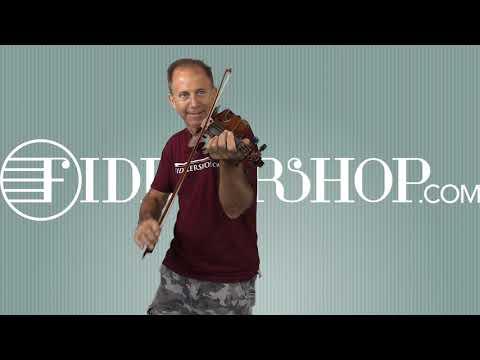 3 Fiddlerman Soloist Violins for Sarah