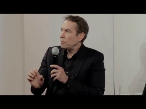 NOW: IN CONVERSATION Jeff Koons and Glenn Fuhrman