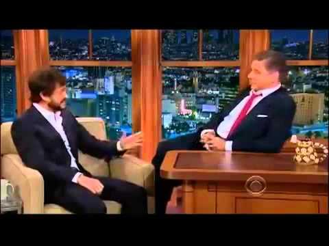 Hugh Dancy on Craig Ferguson - 11 June, 2013 - Full Interview