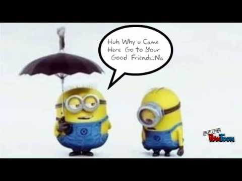 Friendship Day 2015 Funny Minions Video Wishes