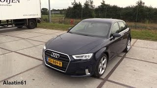 Audi A3 Sportback 2017 TEST DRIVE, In Depth Review Interior Exterior