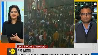 Modi 'Wave' takes over Varanasi