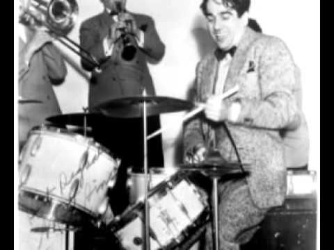 Gene Krupa - Voice of America Interview Part 1 - 1969