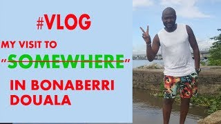 "#VLOG 1: Visiting ""SOMEWHERE""in Douala - Cameroon (Local Tourism and Leisure)"