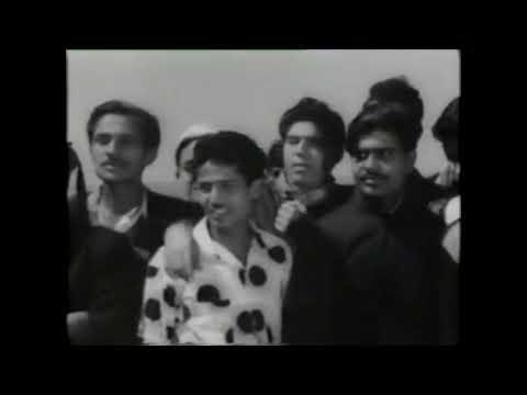 Umar Qaid (1961) -  bombai purani calcutta purana -   Rafi,Kamal Barot