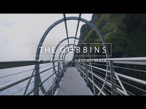 The Gobbins Cliff Path, Northern Ireland