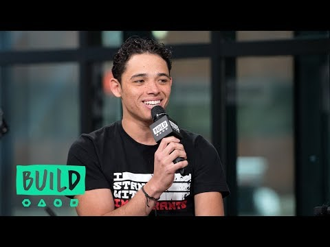 """Anthony Ramos Drops By To Chat About """"She's Gotta Have It"""""""