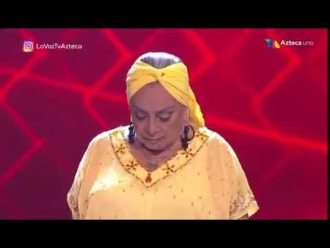 LA VOZ SENIOR 2019 / LINDA SANCHEZ - LA LLORONA