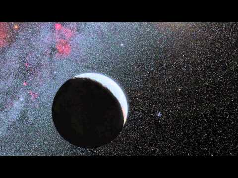 Dwarf Planet Crossing at the Solar System's Edge