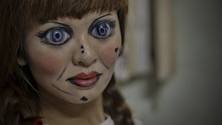Annabelle Makeup 2 | Annabelle: Creation