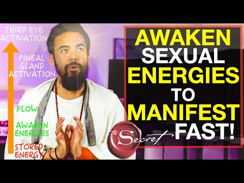 Powerful Technique to Use Your Sexual Energies for Manifestation | Law of Attraction
