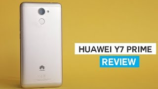 Huawei Y7 Prime Review!