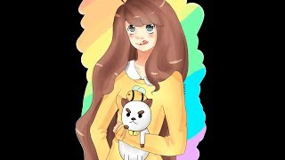 Bee y PuppyCat [SpeedPaint]