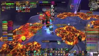 Гул'Дан эпохальный -- Gul'Dan Mythic World 35, Цитадель Ночи - Nighthold (Brewmaster monk POV)