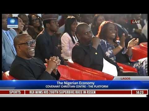Video: Watch VP Osinbajo taunt Dino Melaye over his recent one hit wonder, Aje Iya ni Oje