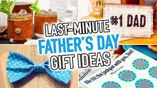 Gambar cover 8 LAST-MINUTE DIY Father's Day Gift Ideas - HGTV Handmade