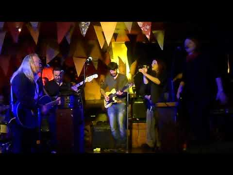 The Tav Jam Band with Sandra Joyce singing, I've Committed Murder by Macy Grey