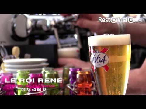 Café du Roi René - Restaurant Aix-en-Provence - RestoVisio.com