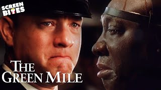 A Heartbreaking Ending | John Coffey's Execution | The Green Mile | SceneScreen