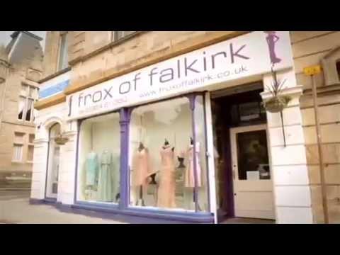 Frox of Falkirk TV debut!