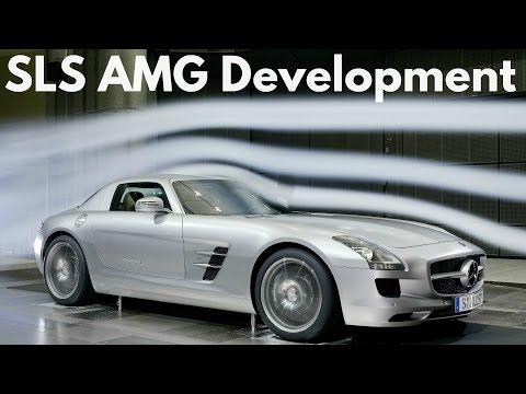 Mercedes SLS AMG Development