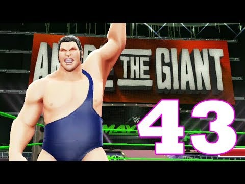 WWE Mayhem - The Giant - Part 43 [Season...