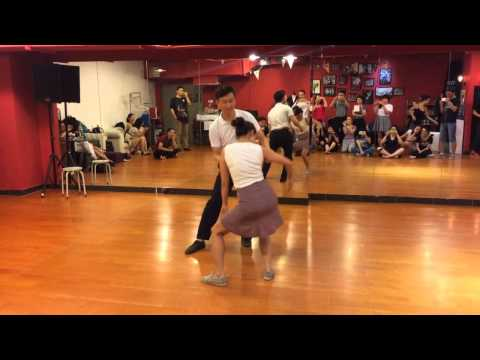 Class 2 - Juke Joint Blues (Nalla & Jessica) @ Swing Beijing