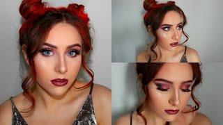 Space Girl Halloween Makeup
