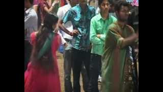 Gujarati Garba Song Navratri Live 2011 - Lions Club Kalol - Sarla Dave - Day-7 Part-7