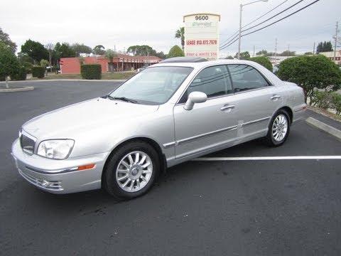 SOLD 2005 Hyundai XG350 L Meticulous Motors Inc Florida For Sale