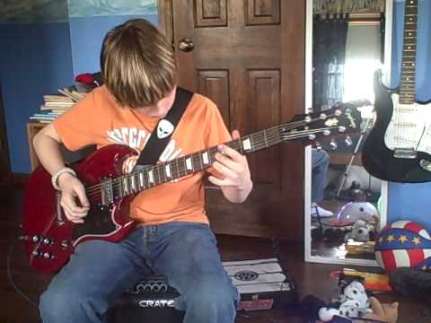 Undertaker Theme Song on Guitar