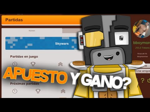 ME LA JUEGO EN SKYWARS | 300 TOKENS SI GANO | TUTORIAL poster