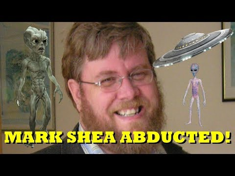 BREAKING! MARK SHEA ABDUCTED?