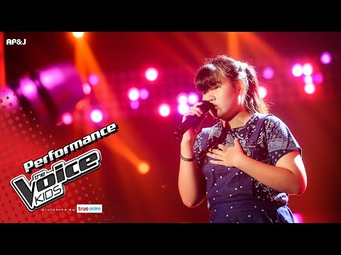 Thumbnail: ฮัจซามี่ห์ - กรรมกรสอนลูก - Blind Auditions - The Voice Kids Thailand - 14 May 2017