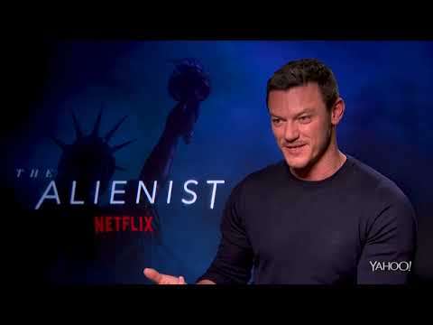 Luke Evans Interview - The Alienist