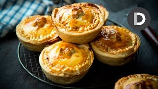 Bacon & Cabbage Pies Feat. Sorted Food