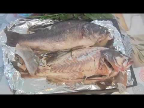 Grilled Fish With Tamarind Sauce