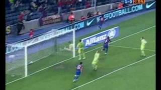 Barca vs Getafe -Copa del Rey 2007- Messi