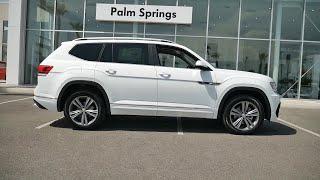 2018 Volkswagen Atlas Palm Springs, Palm Desert, Cathedral City, Coachella Valley, Indio, CA 577206