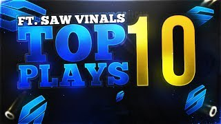 Glidez Top 10 Plays #21 Ft. Saw Vinals