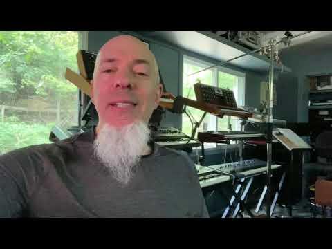 Jordan Rudess explores Friktion