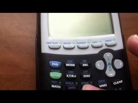 How to Delete Programs on your TI 83, 84 Calculator