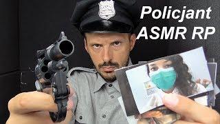 Zeznania u Policjanta ASMR PL Roleplay
