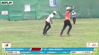 ramapir strikers vs minil maniacs MATCH AT NEPTUNE CUP 2019 NAHUR