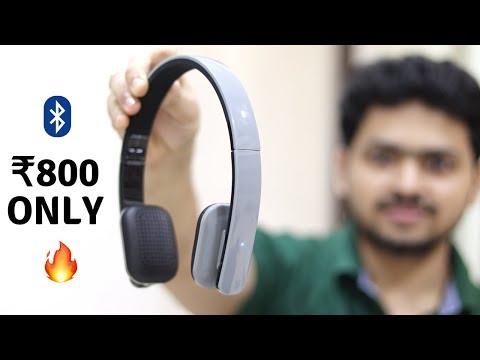 Zebronics Happy Head Headphones Unboxing & Review  Tech Unboxing 🔥
