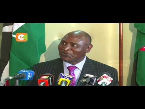 Auditor General Edward Ouko defends himself against graft allegations