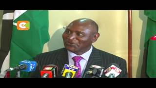 Auditor General Ouko says he won't resign over abuse of office claims