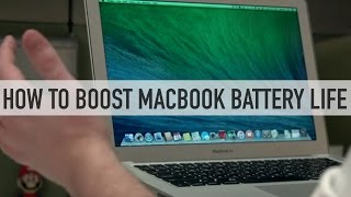 How to boost your Macbook's Battery Life